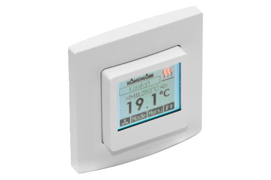 Thermostat minuterie